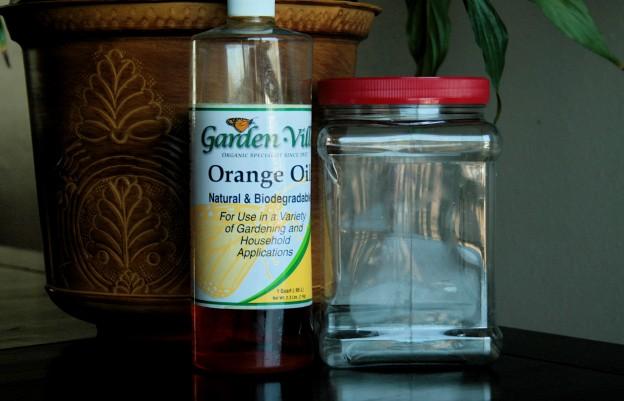 My secret weapon ~ Orange Oil