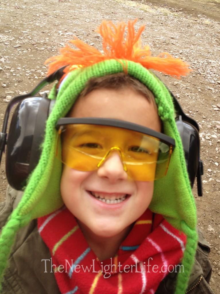 Kid's Gun Safety Gear