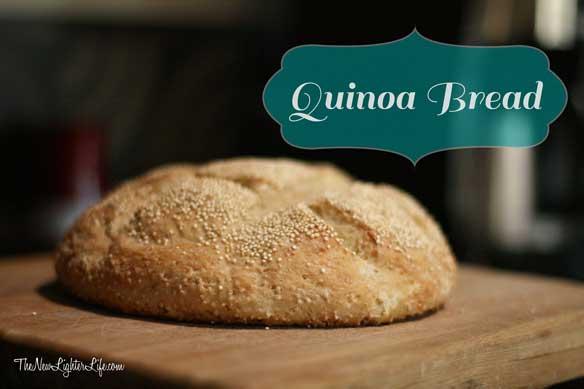Homemade Quinoa Bread Recipe