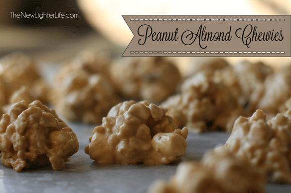 Peanut-Almond-Chewies