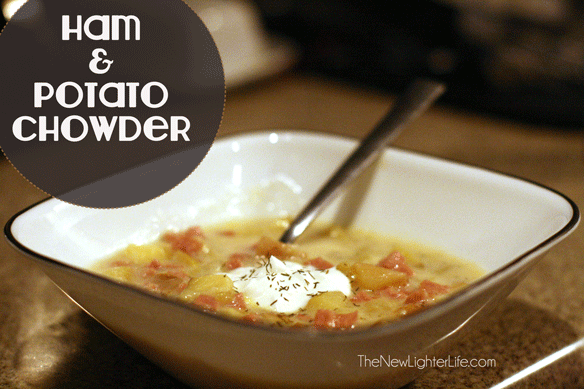 Ham-and-Potato-Chowder-Recipe