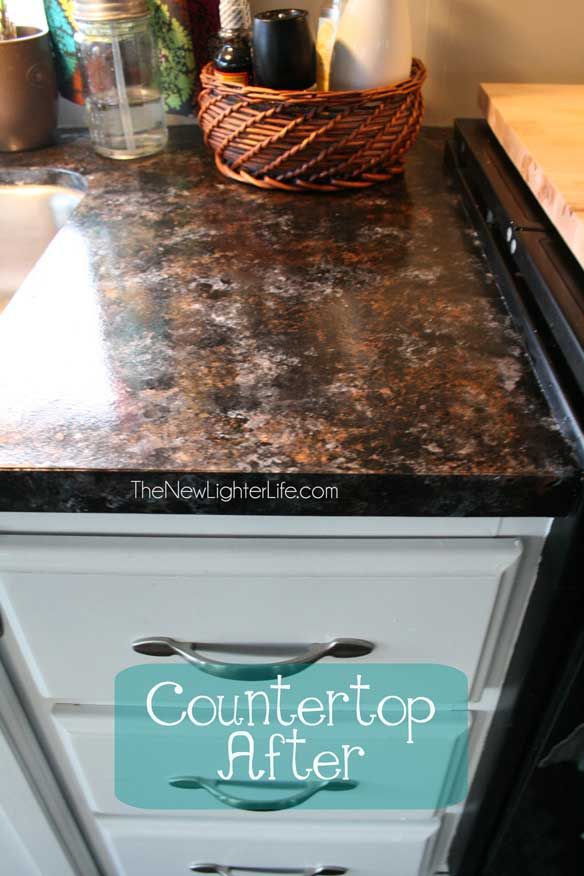 Countertop-After-Painting