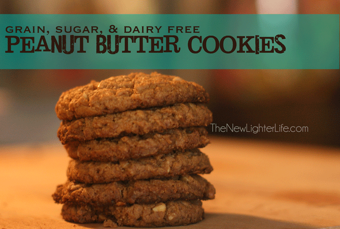 grain-sugar-dairy-free-peanut-butter-cookies-trim-healthy-mama